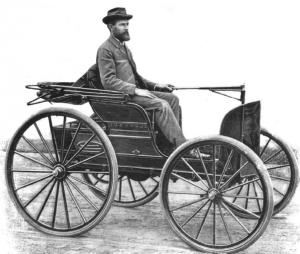 Duryea Car (1893)