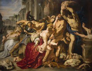 Peter Paul Rubens, Kindermoord van Bethlehem