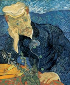 Vincent van Gogh, Portret van Dr. Gachet